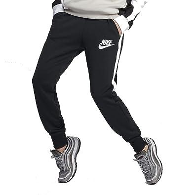 5518a642a056 Nike NSW N98 Track Pant Women s Sports Trousers Trainng pants Black White