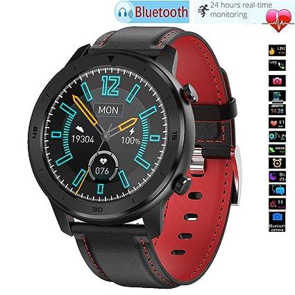 Amazon.com: 2020 Smart Watch DT78 ECG Heart Rate Blood ...