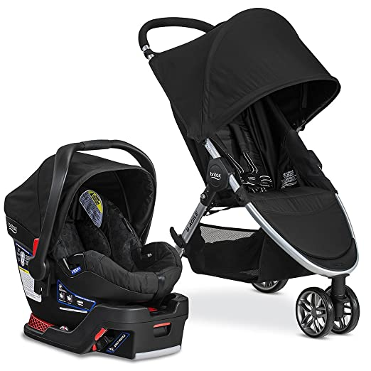 Britax B-Agile and B-Safe Travel System Review