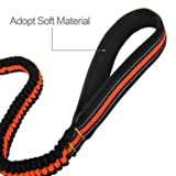 ITERY Dog Leash, Reflective Training Bungee Leash