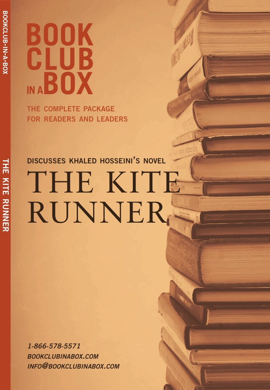 bookclub in a box discusses the novel the kite runner by khaled bookclub in a box discusses the novel the kite runner by khaled hosseini marilyn herbert 9781897082287 com books
