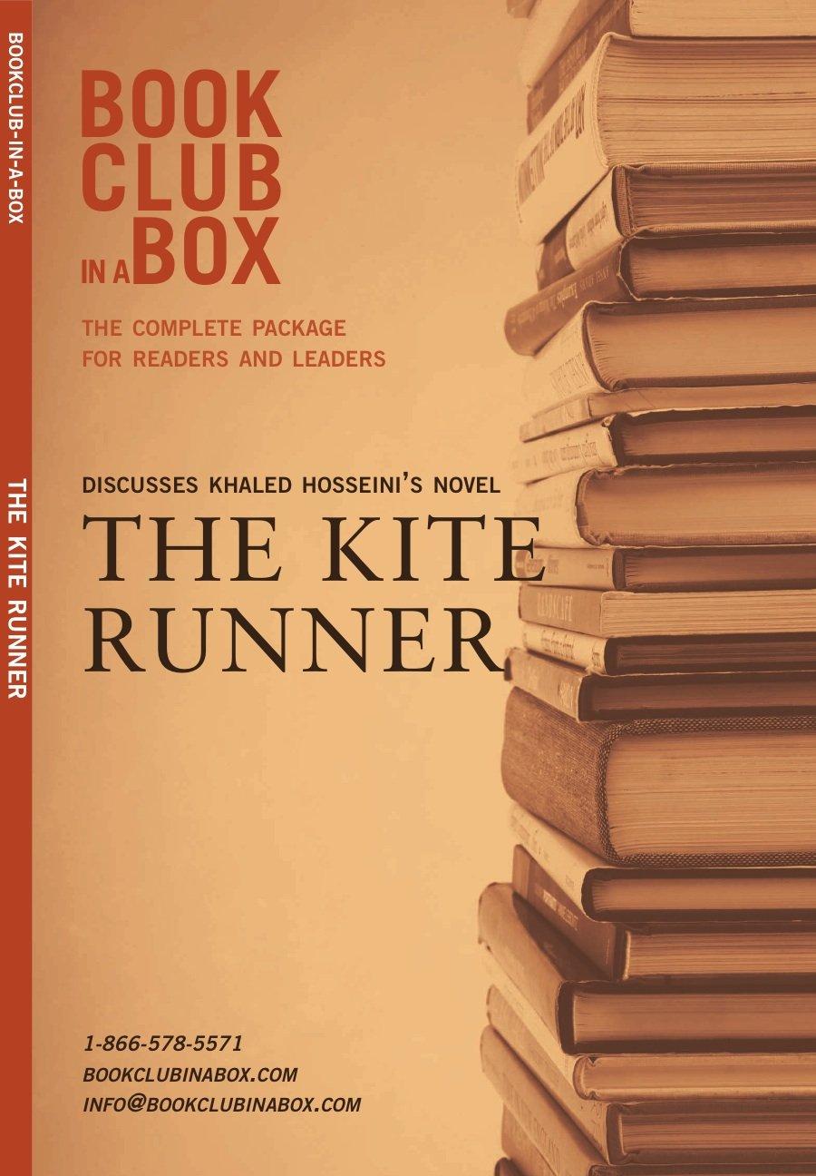 bookclub in a box discusses the novel the kite runner by khaled bookclub in a box discusses the novel the kite runner by khaled hosseini marilyn herbert 9781897082287 com books