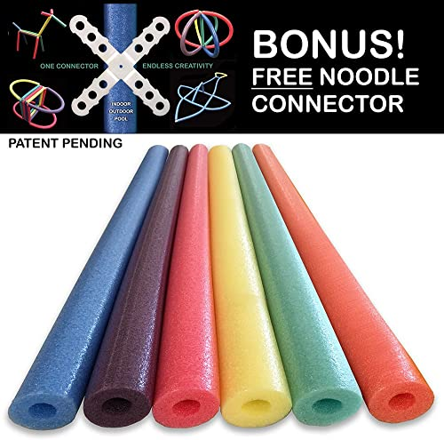 Oodles of Noodles Deluxe Foam Pool Noodles