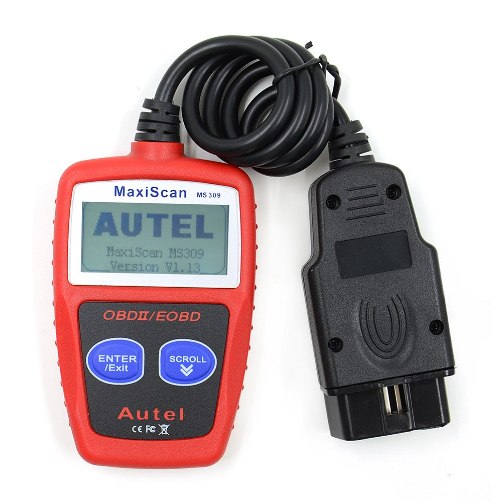 Autel (MaxiScan MS309) OBD-II Code Reader / Scan Tool Mbuynow 1sdf0262