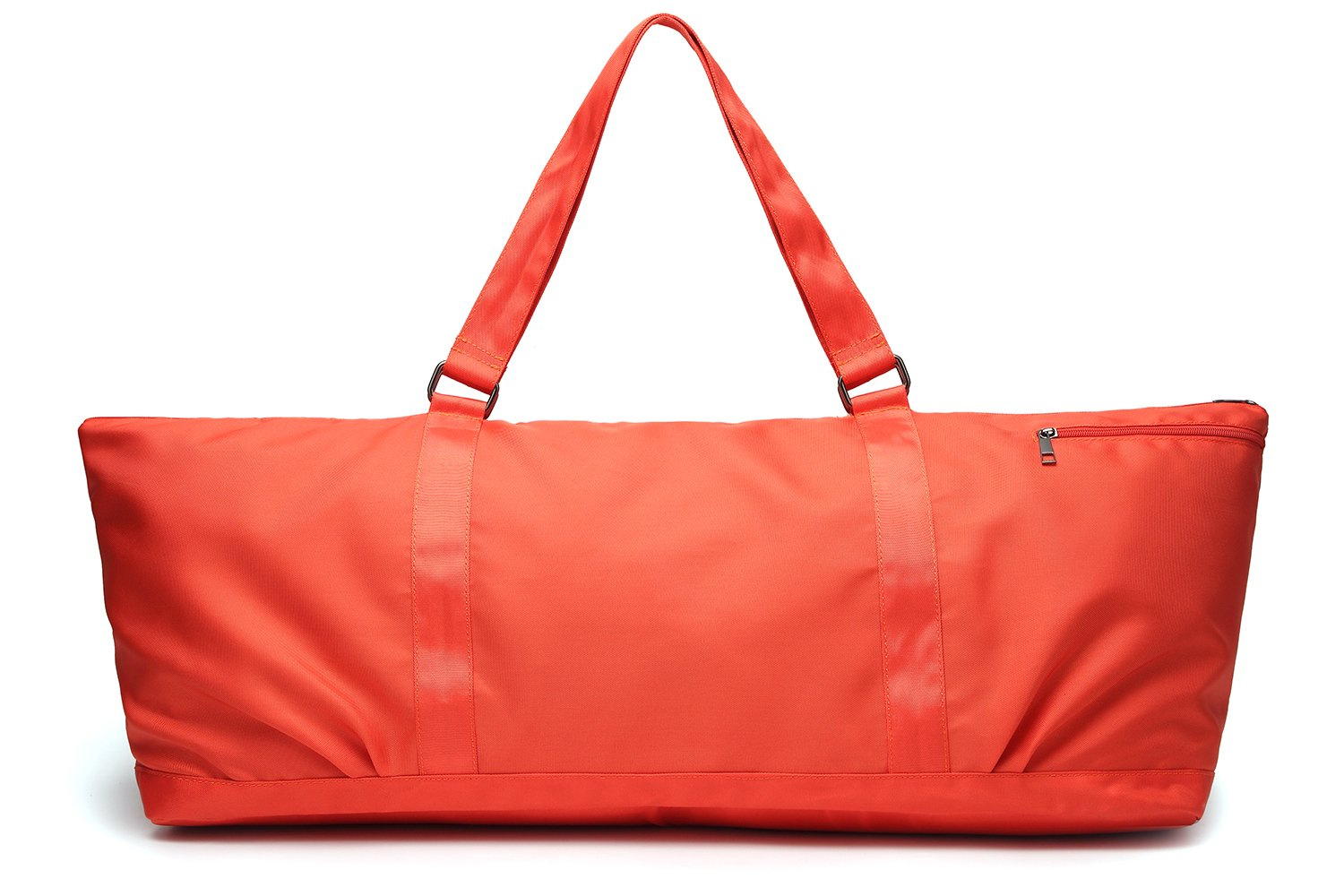 1249bcfec7e7 Elenture Extra Large Yoga Mat Bag Sports Gym Tote Pilates Bag Carry All Kit  Bag (Orange)  Amazon.co.uk  Sports   Outdoors