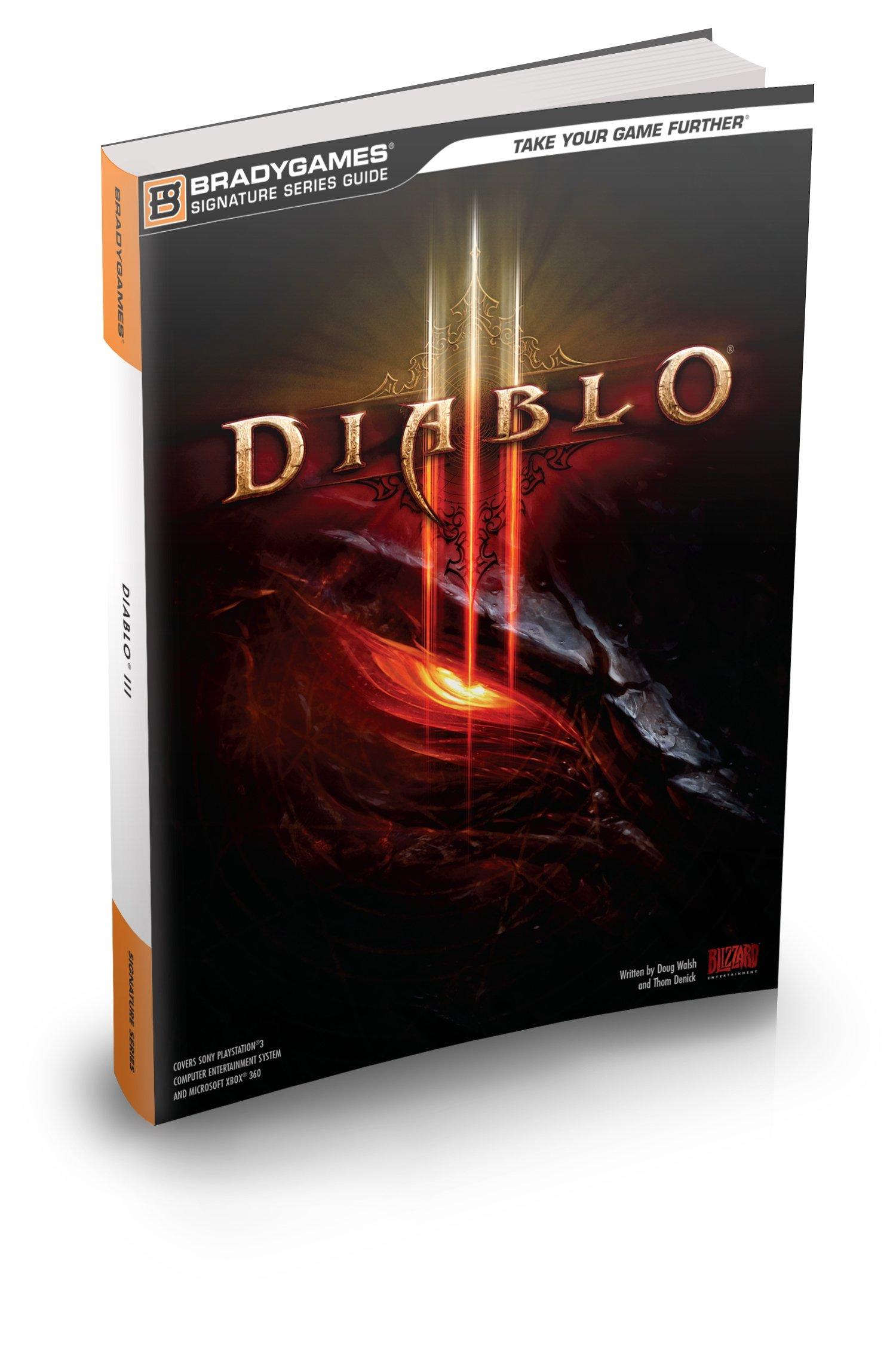 diablo iii signature series strategy guide console version rh amazon com diablo 3 guide pdf diablo 3 guide xbox one