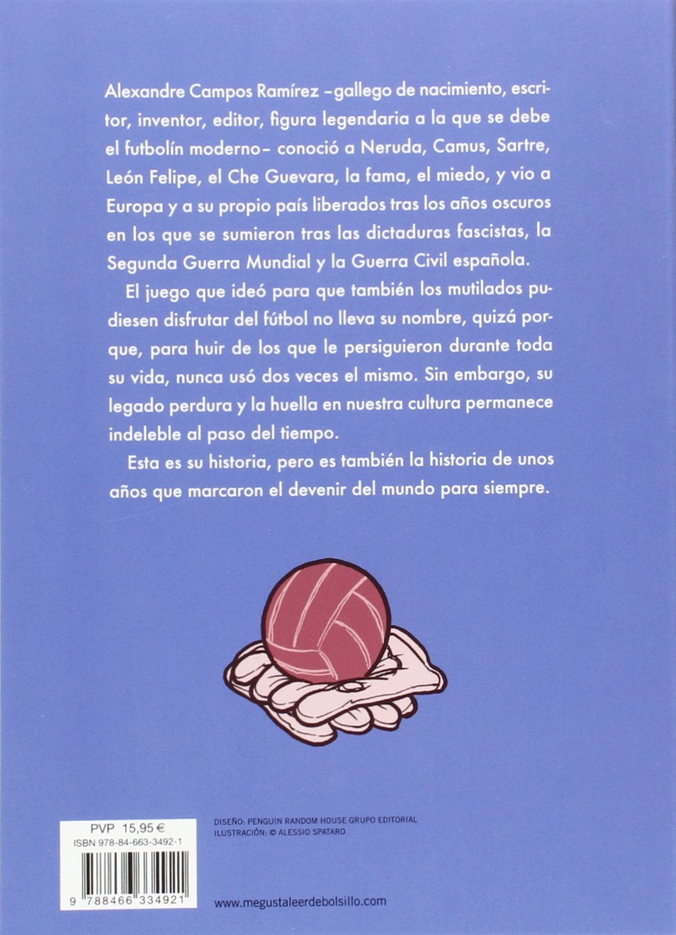 Futbolín (Best Seller | Cómic): Amazon.es: Spataro, Alessio, Ana ...