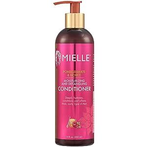 MIELLE Mielle pomegranate & honey conditioner -, 12 Fl Ounce