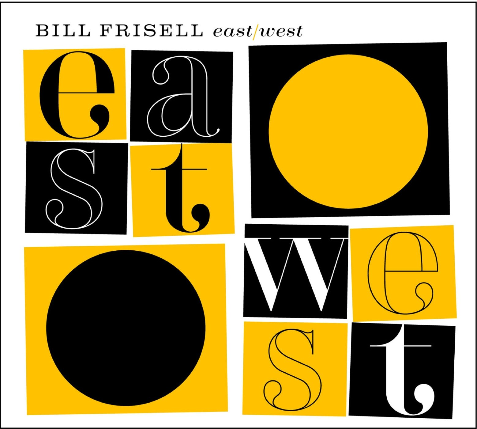 East/West (2CD) by Nonesuch (USA)