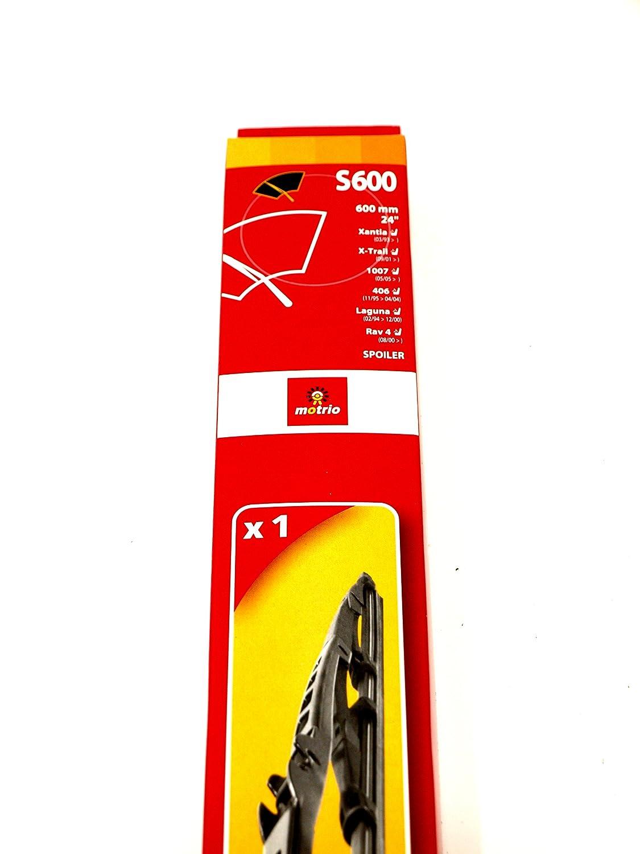 Accesorios 8671000038 Escobilla Limpiaparabrisas Con Spoiler: Amazon.es: Coche y moto