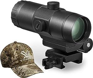 Vortex VMX-3T Sight Magnifier with Vortex Hat