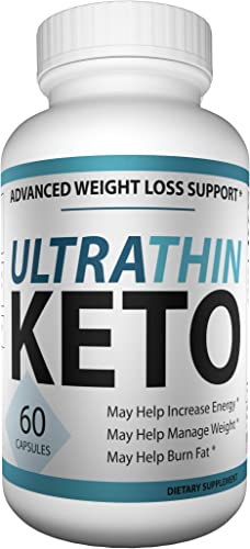 Keto Diet Pills with Pure BHB Exogenous Ketones – Effective Keto Burn Made in USA – Advanced Keto Supplement for Ketosis Support – Rapid Keto Weight Loss Pills for Energy Boost Fat Burn – Keto BHB