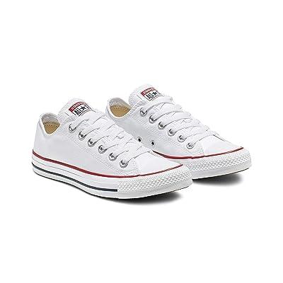 Converse Unisex Low TOP Optical White Size 11.5 M US Women / 9.5 M US Men | Fashion Sneakers