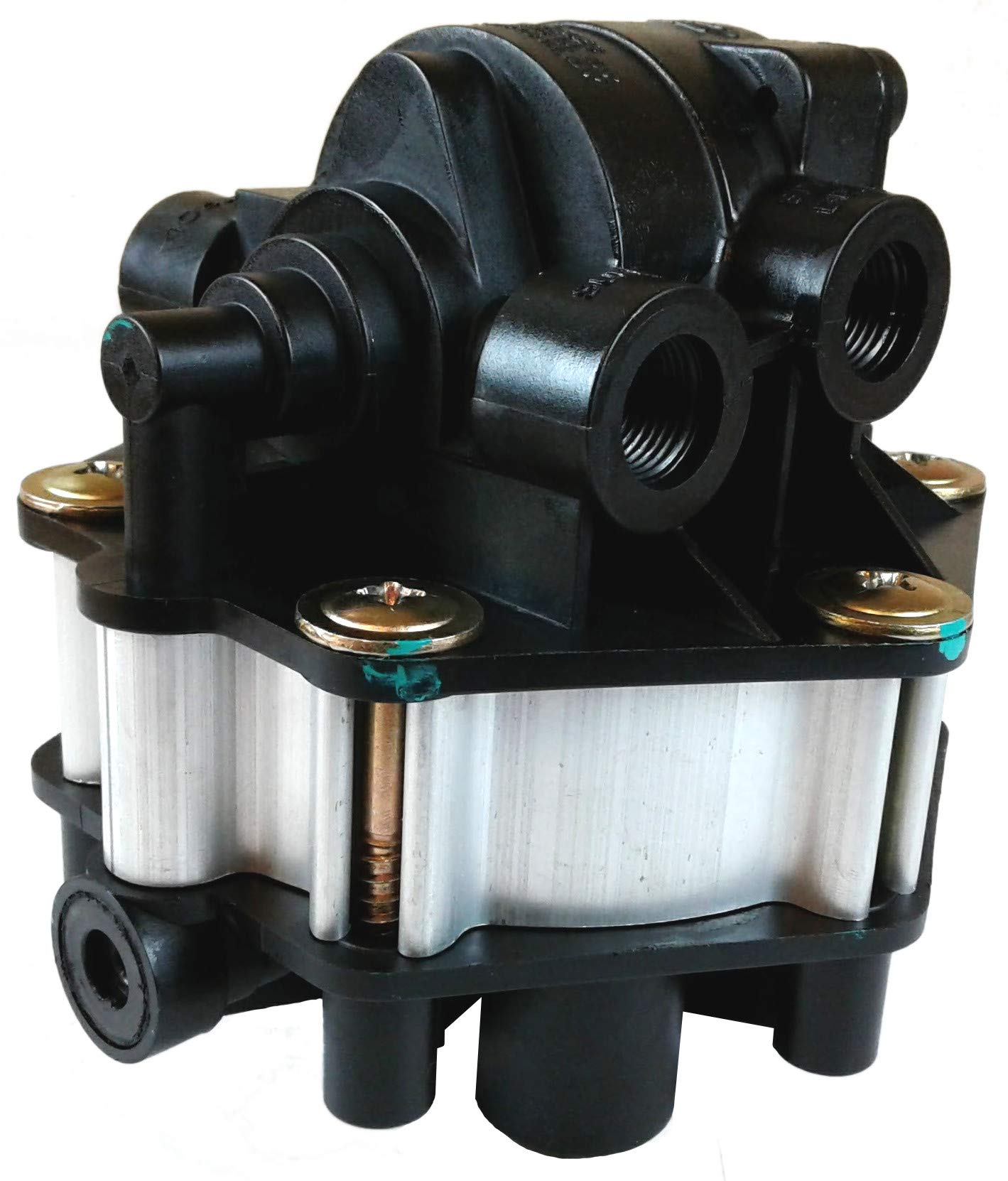 FF2 Full Function Trailer Brake Valve - 3/4'' Reservoir for Heavy Duty Big Rigs by Brianna Auto Parts (BAP) (Image #2)