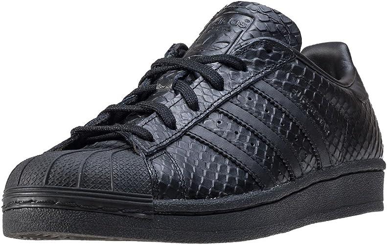 adidas Superstar W, Baskets Basses Femme