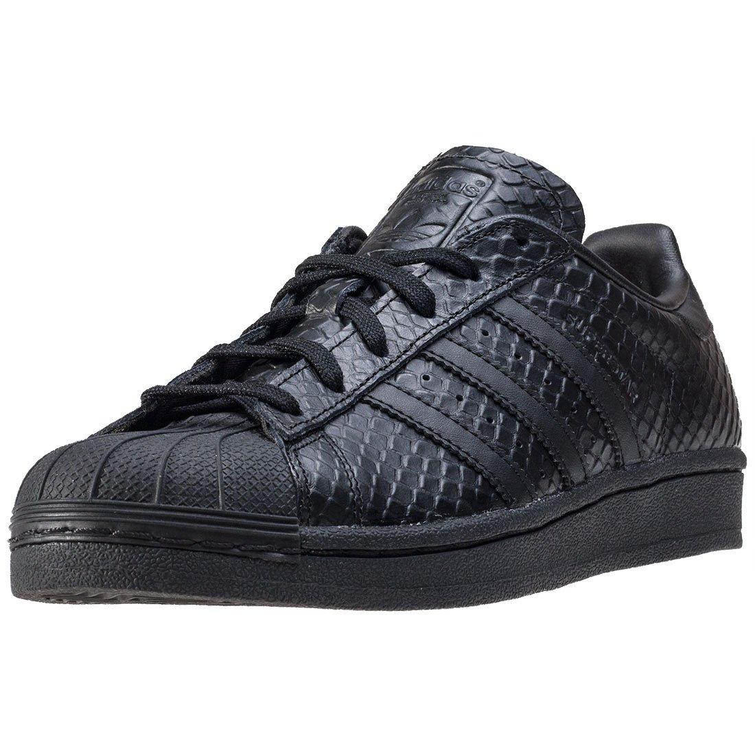 Adidas Superstar S76147 Damen Turnschuhe Schwarz 36