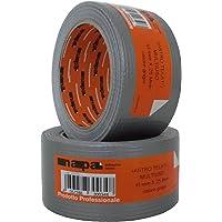 Napa 510/510110 Gaffer Tape versterkt, Grijs
