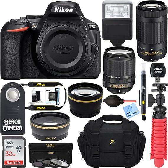 Review Nikon D5600 24.2MP DX-Format