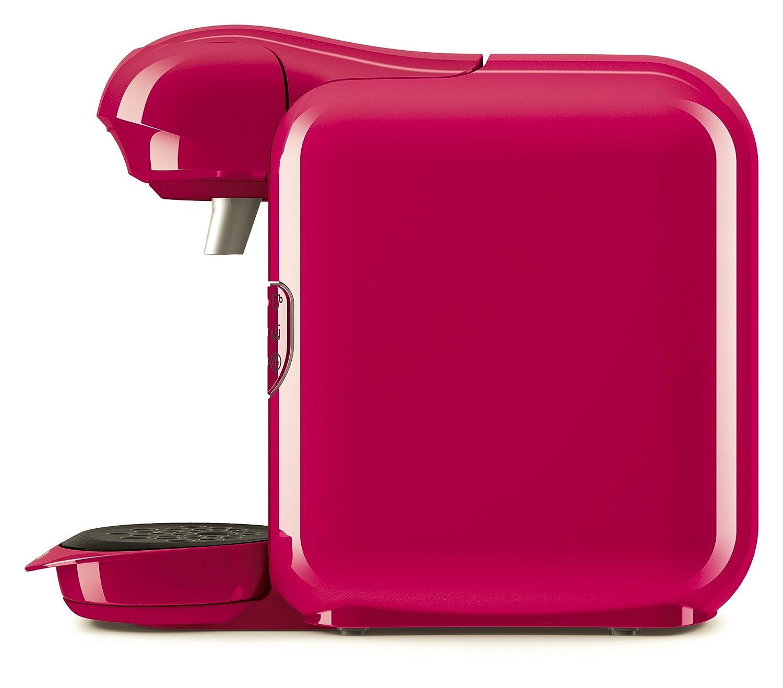 Pink Tupper Becher Kapselmaschine T-Discs Baileys Bosch TASSIMO VIVY 2