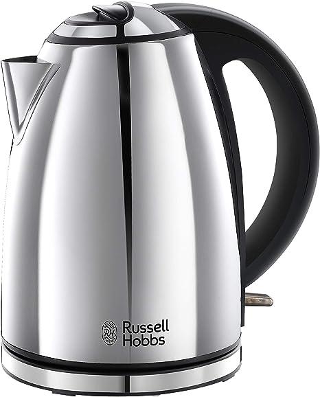 Polished Steel Kettles | Russell Hobbs UK