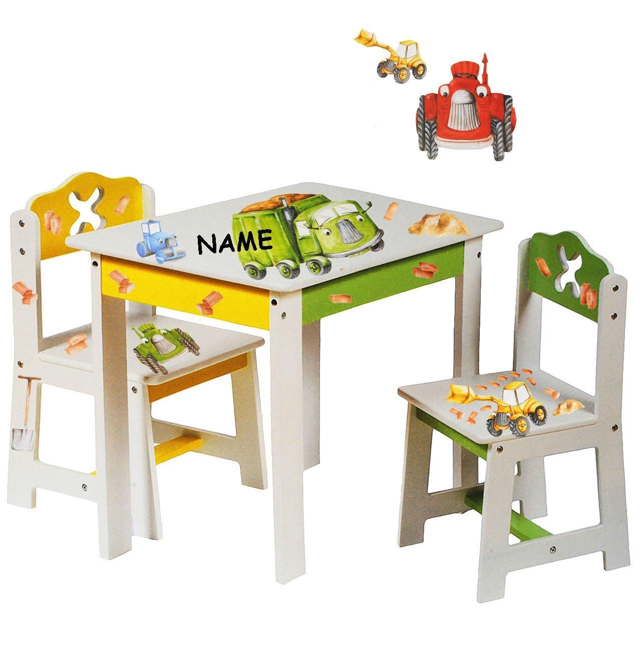 Stuhl für Kinder - aus Holz - \
