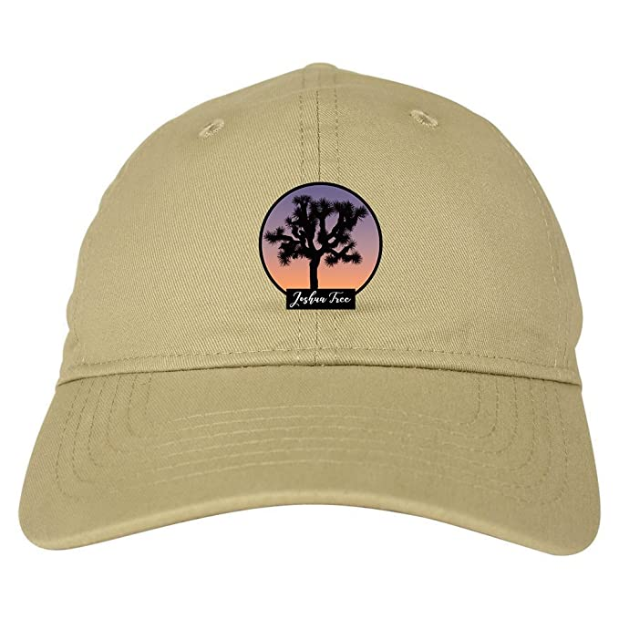 Kings Of NY Joshua Tree Mens Dad Hat Baseball Cap Beige at Amazon ... 4658522fceb