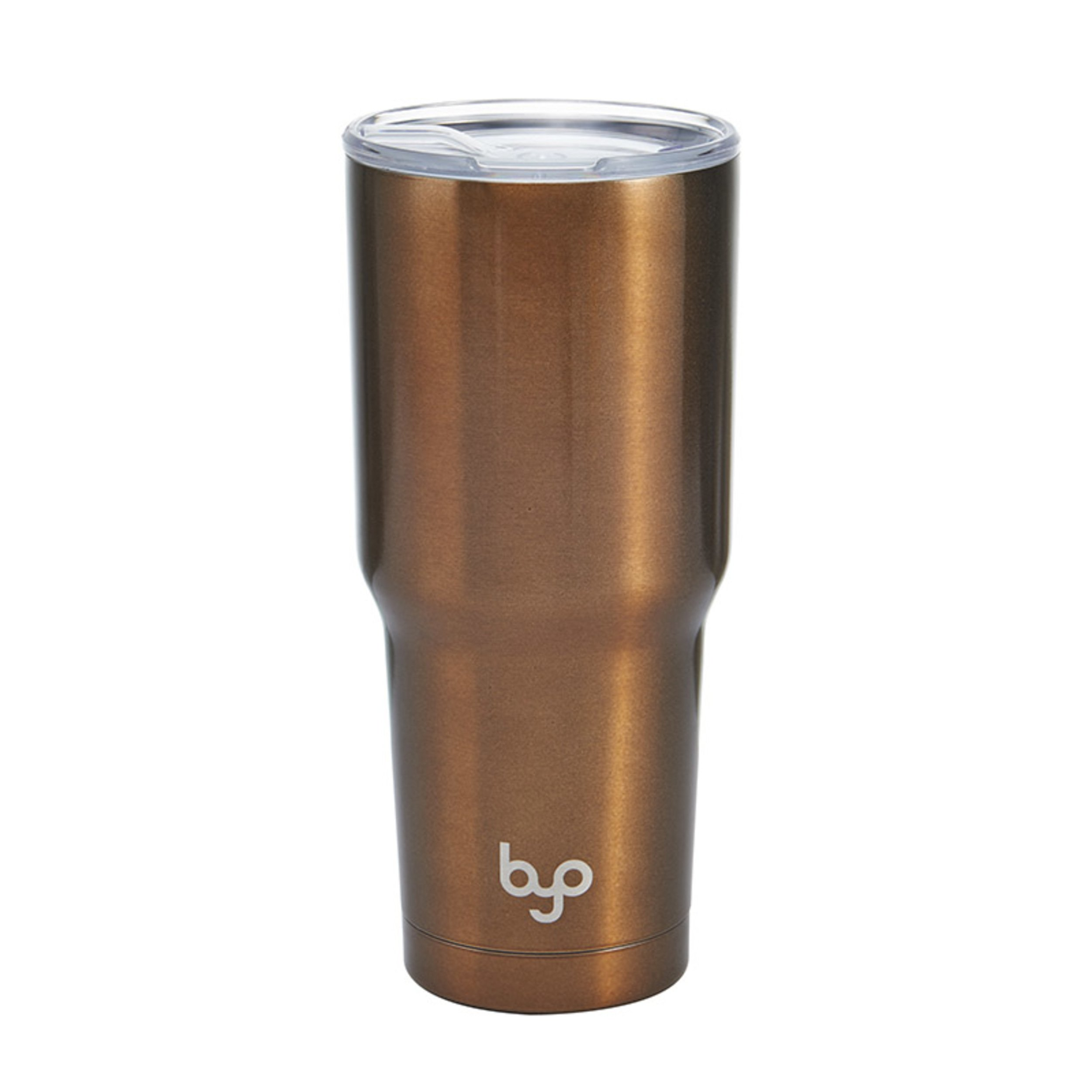 aa33fdb128b BYO 5227241 Double Wall Stainless Steel Vacuum Insulated Tumbler, 30-Ounce,  Bronze