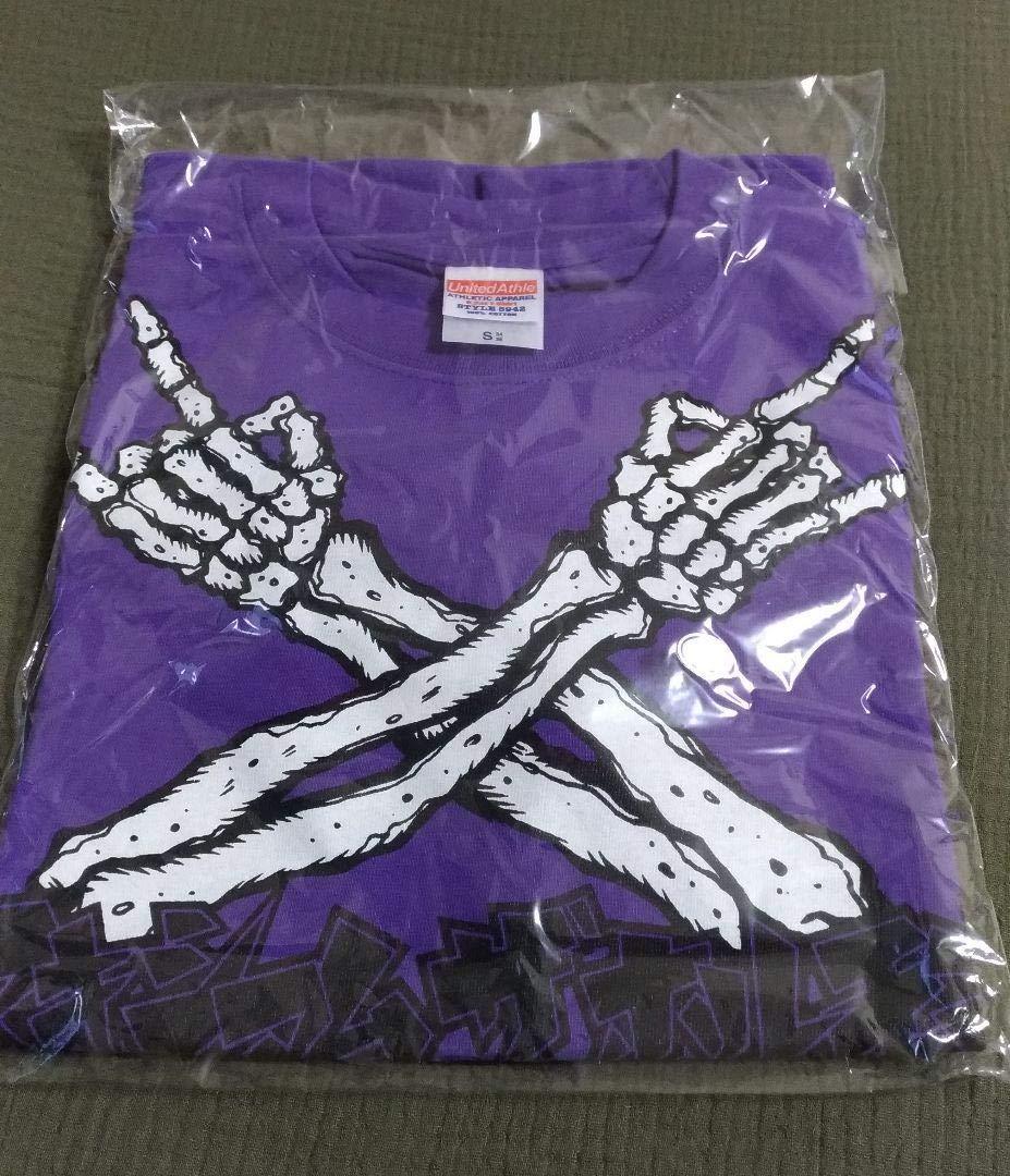 マキシマムザホルモン メタルポーズTシャツZ Sサイズ   B07Q6VN853