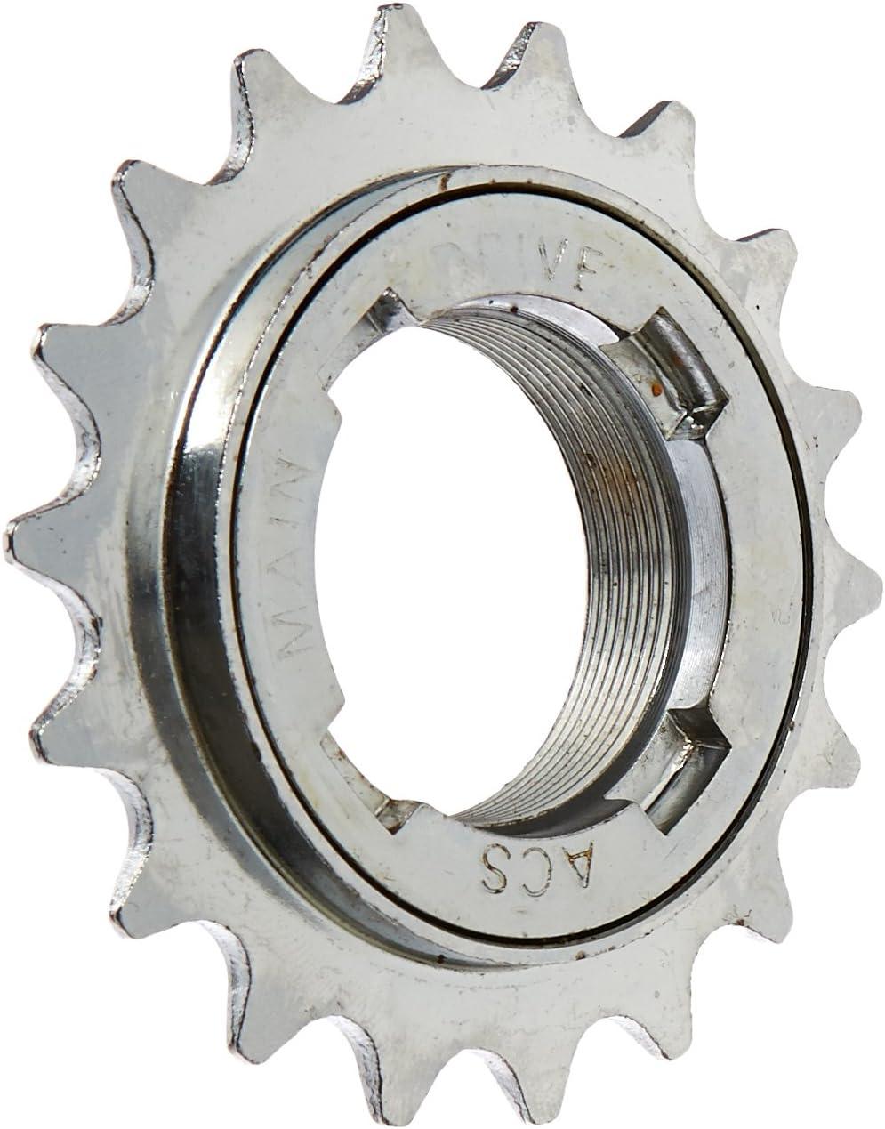 ACS Main Drive Single Speed Freewheel 18T x 1//8-Inch