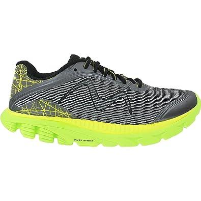 Amazon.com | MBT Women's Racer 18 Running Shoe Silver/Grey/Lime Fuchsia  Mesh | Walking