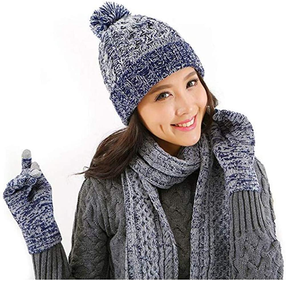 Xugq66 Winter Knit Beanie...