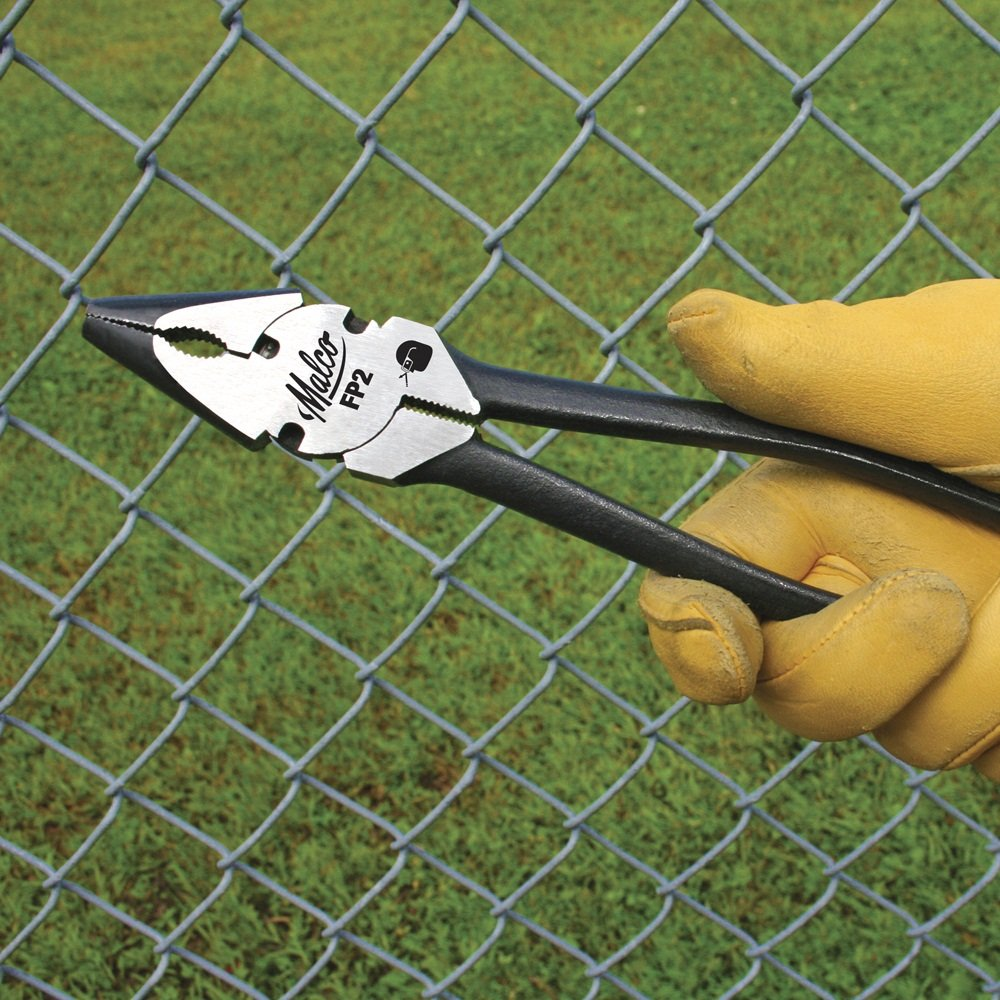 Malco Products FP2 10-Inch Fencing Pliers - Saw Fences - Amazon.com