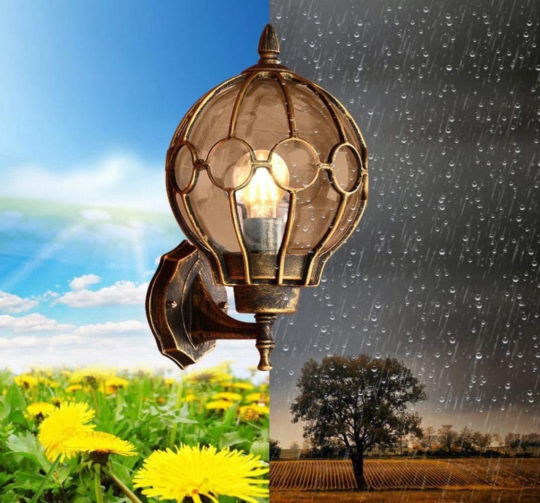 migliore qualità ●  Creativo LED da esterno impermeabile impermeabile impermeabile retro balcone balcone corridoio lampada da parete in alluminio ●  spedizione gratuita in tutto il mondo