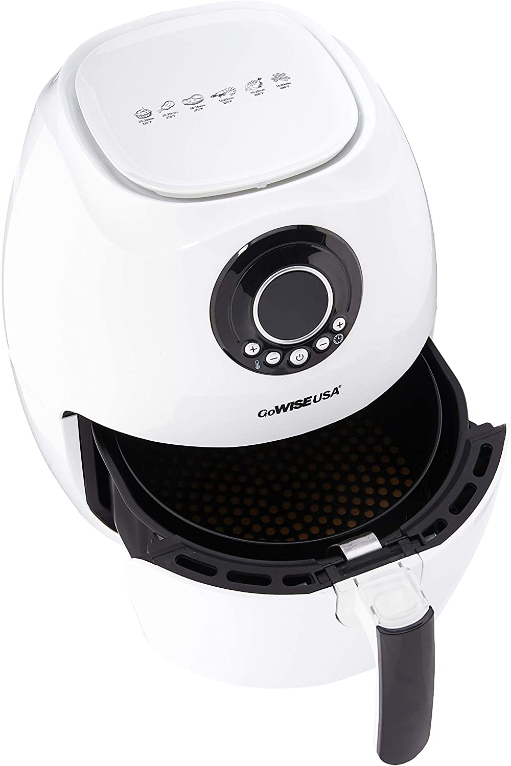 the GoWISE USA 2.75-Quart air fryer