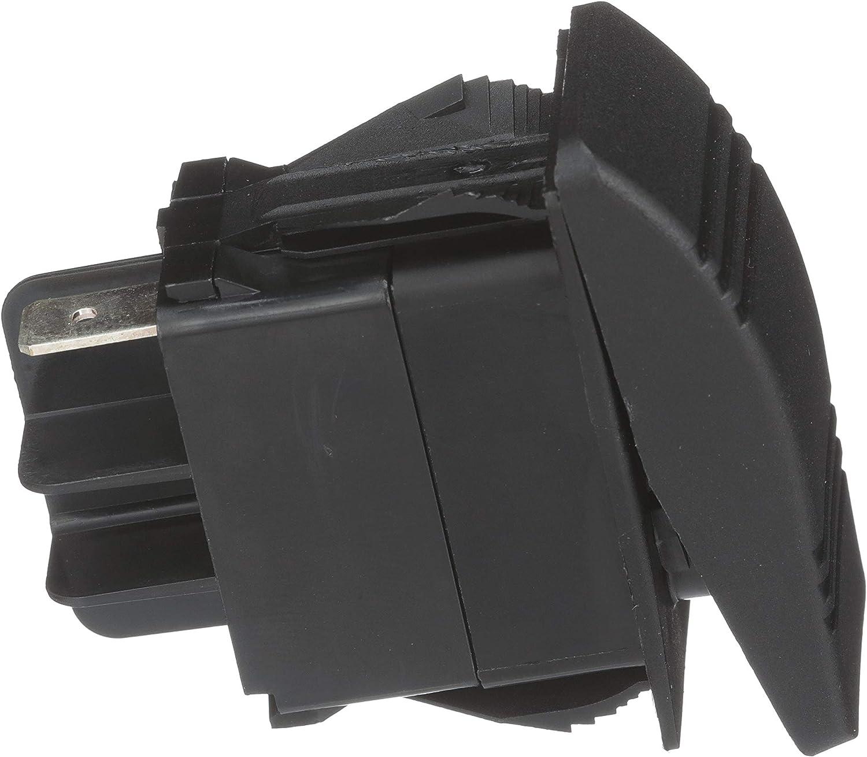 SEACHOICE 12961 Illuminated Contura Rocker Switch On/Off Black : Boating Rocker Switches : Sports & Outdoors