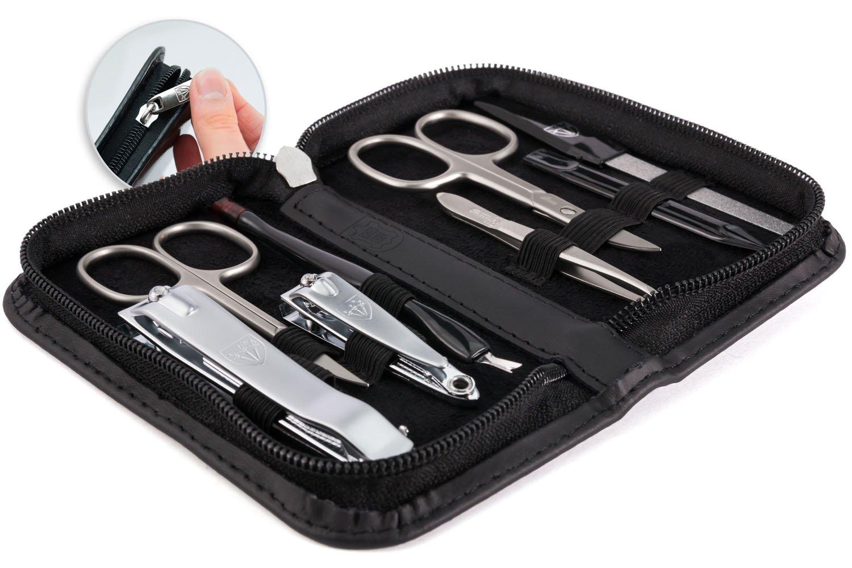 Amazon.com : 3 Swords Germany - brand quality 8 piece manicure ...