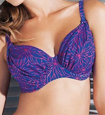 Fantasie Swimwear Cape Verde Full Cup Bikini Top Marine 5412