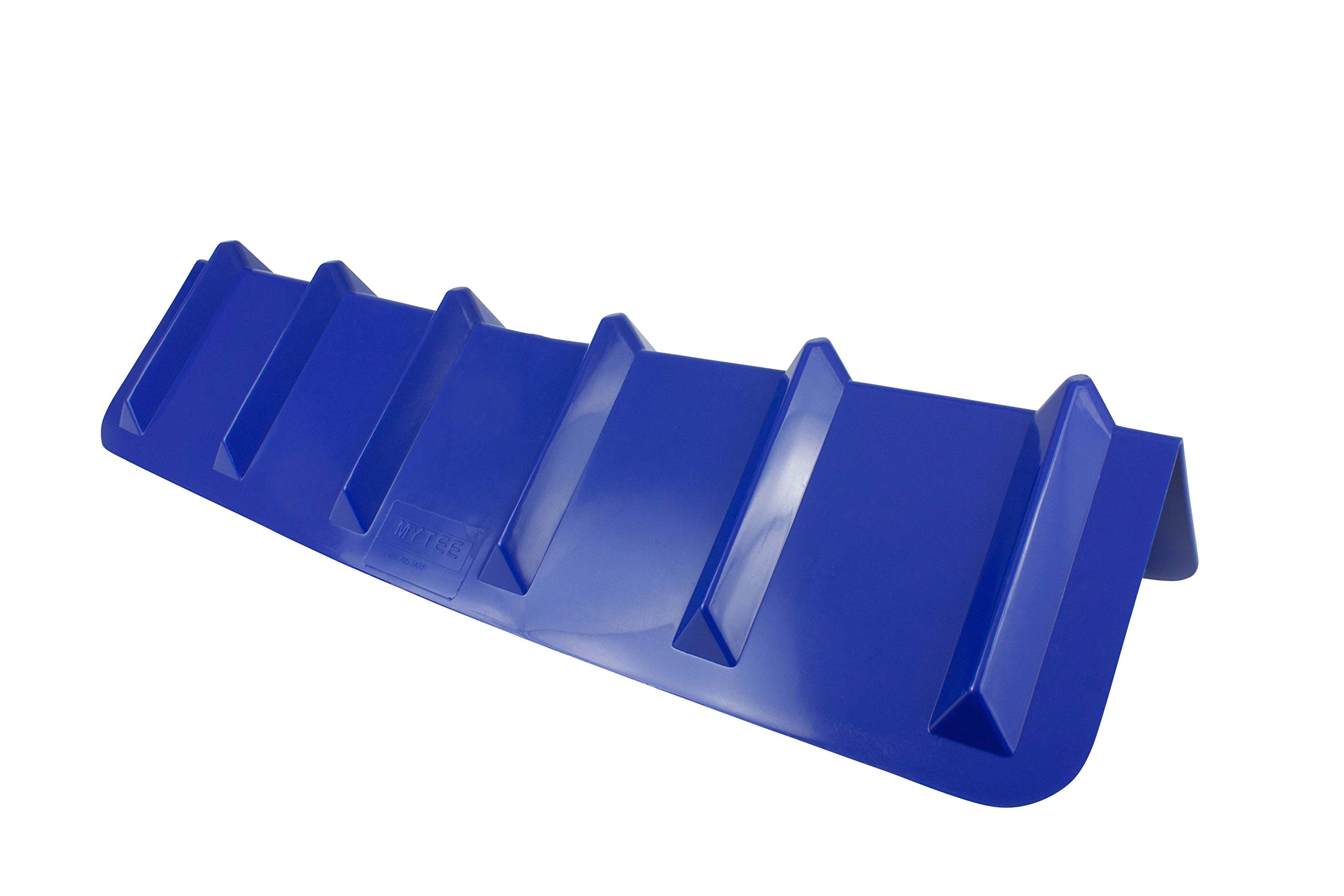 Blue Corner Protector Vee Shaped/V Edge Guard - 8'' x 8'' x 36'' Inches