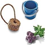 Schleich - 42196 - Accessoire pour figurine - Kit de nourriture pour chevaux