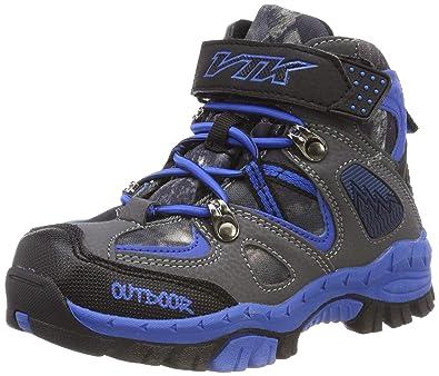 2046b06148c53 VITIKE Chaussures de Randonnée Jungle Boys Walking Trekking Léger Outdoor  Sporty Shoes Bottes D Escalade