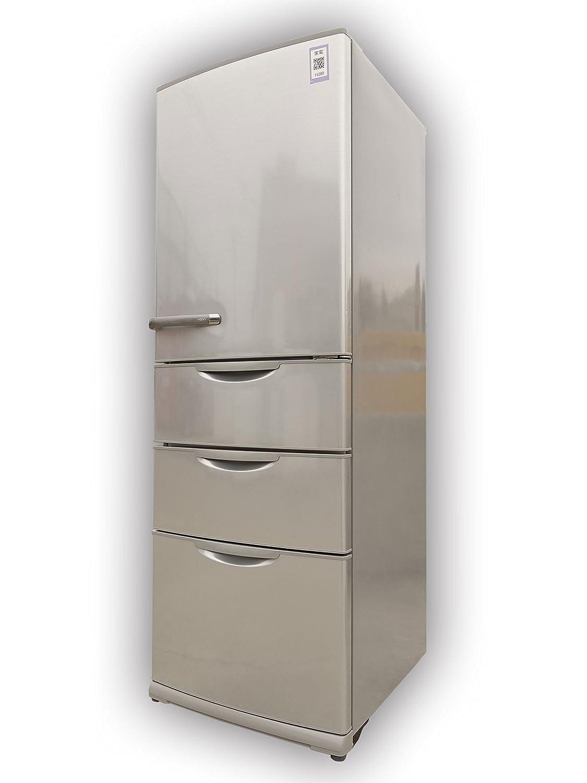 アクア 355L 4ドア冷蔵庫(ブライトシルバー)AQUA AQR-361C-S   B00I0OANJG