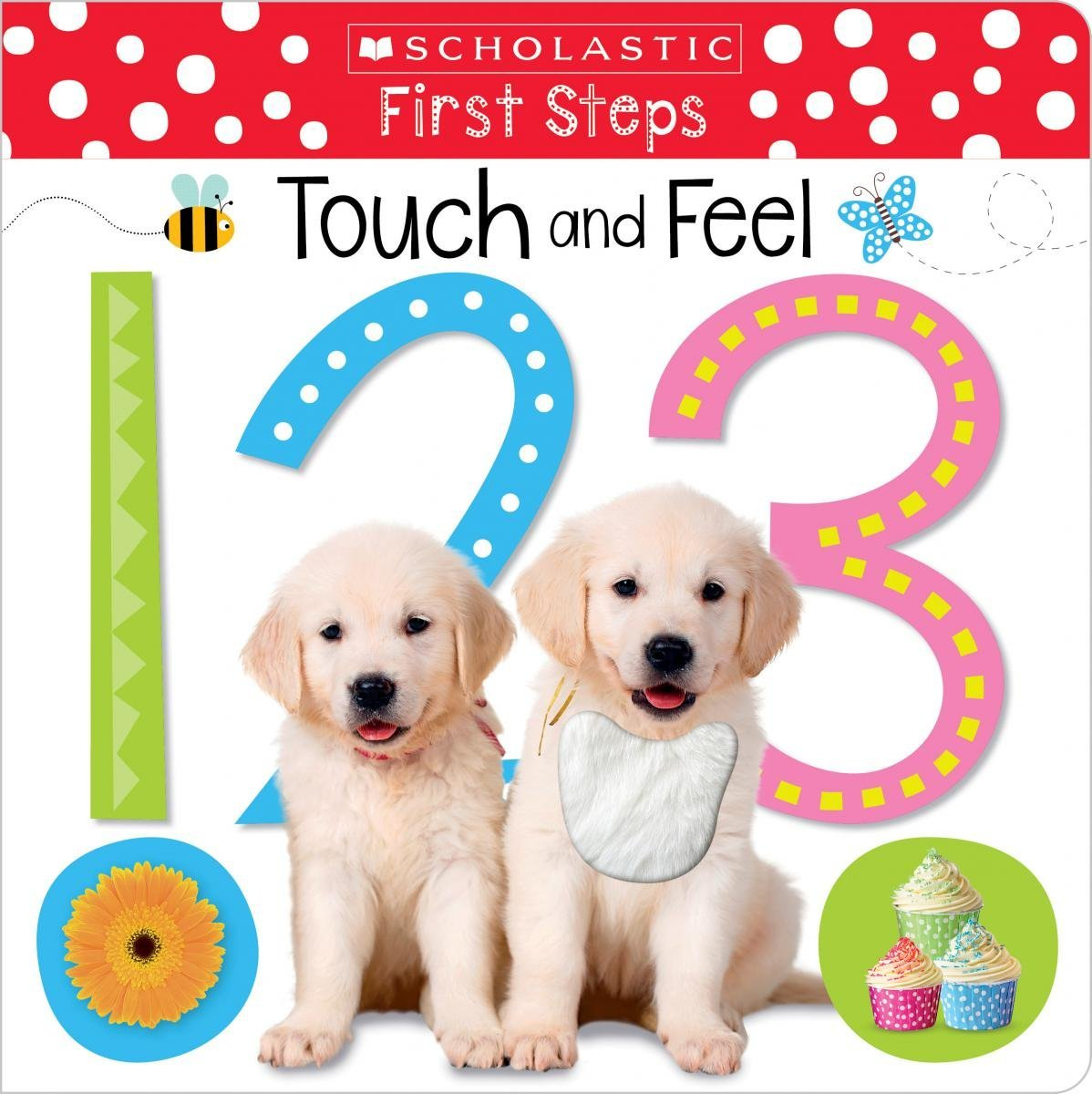 Scholastic Early Learners Touch and Feel Baby Animals