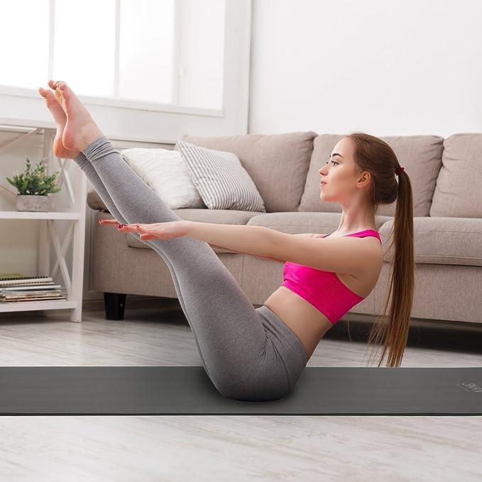 Amazon.com: Esterilla para yoga y pilates Sivan Health and ...