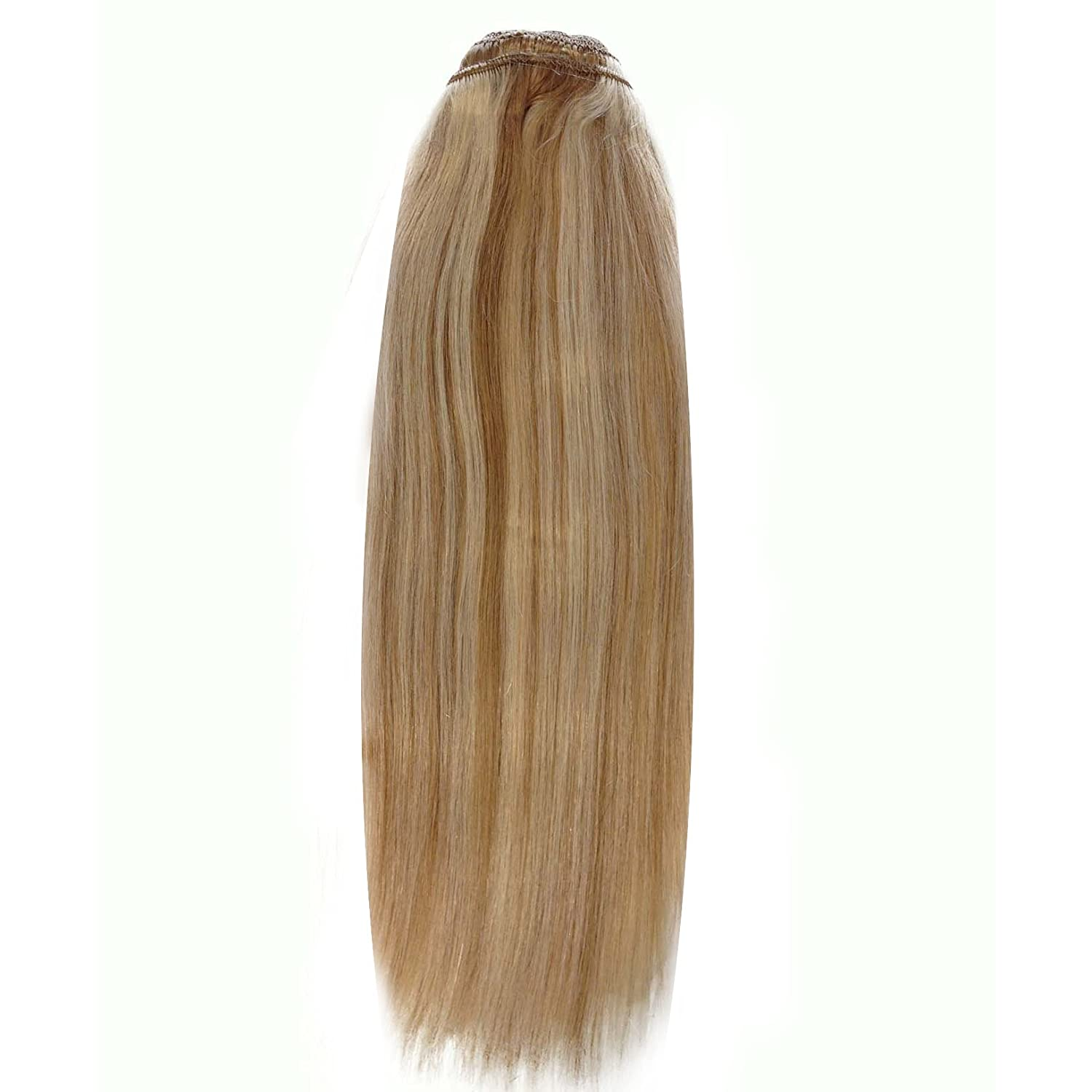 Amazon 22 inch diy clip in human hair extensions 27613 amazon 22 inch diy clip in human hair extensions 27613 mixed blonde hair weft and clips included to make your own extensions beauty pmusecretfo Choice Image