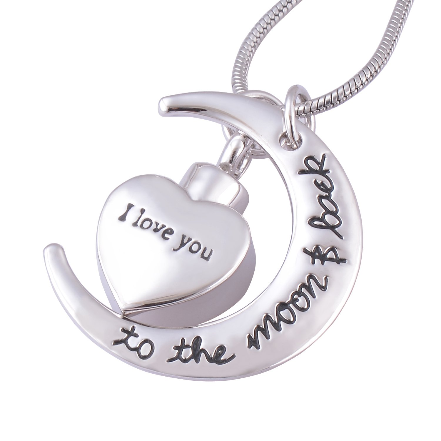 mom necklace cremation for jewelry urn products ashes heart pendant ash