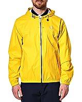 Henri Lloyd Men's Ryder Packaway Long Sleeve Jacket