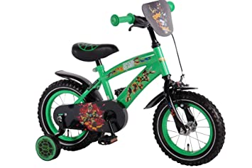 new plast bm1406 teenage mutant ninja turtles bike 12 inch
