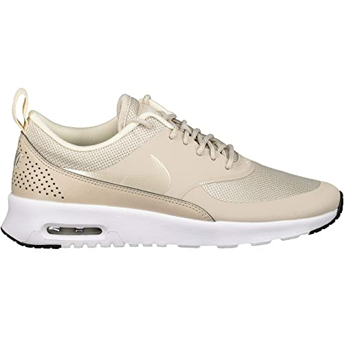 990029d3dbbd Nike Air Max Thea, Scarpe da Ginnastica Basse Donna, Beige (String/Light  Cream-Black-White 205), 42.5 EU: Amazon.it: Scarpe e borse