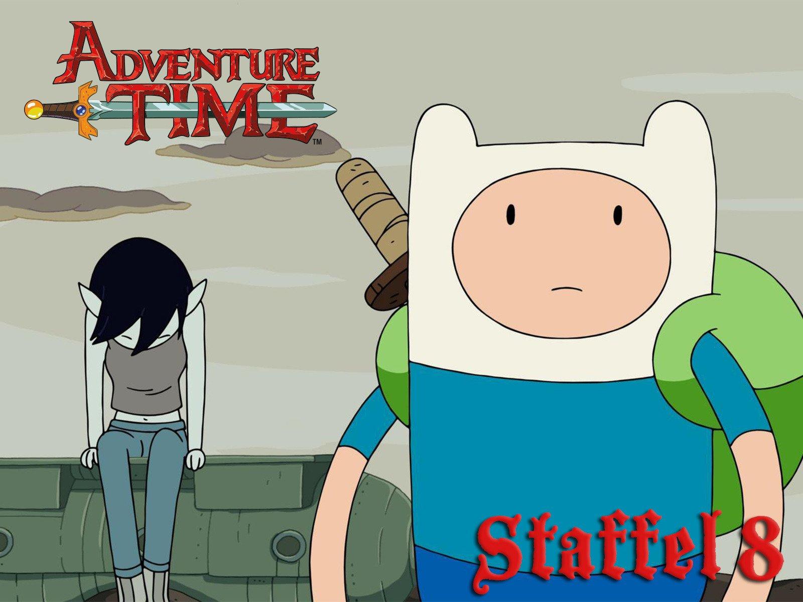 Amazon.de: Adventure Time - Staffel 8 ansehen | Prime Video