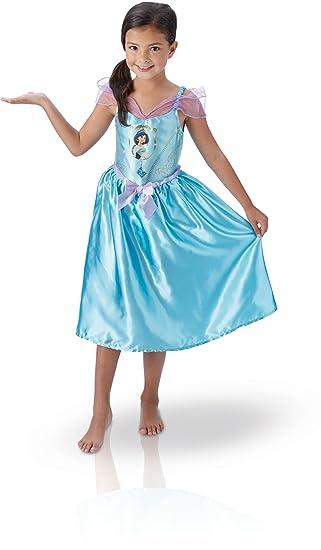 Disney - i-620646s - Disfraz clásico Fairy Tale Jasmine: Amazon.es ...